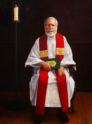 平塚教会主任司祭 トーマス・テハン
